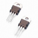 ST DIP NPN Silicon Power Darlington Transistor, RoHS Compliant, 100V, 5A, 65W, TO-220