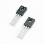 NEC PNP Silicon Power Transistor, RoHS Compliant, -30V, -3A, 10W, 0.08GHz, TO-126(MP-5)