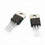 ST DIP NPN Silicon Power Transistor, RoHS Compliant, 100V, 3A, 40W, TO-220